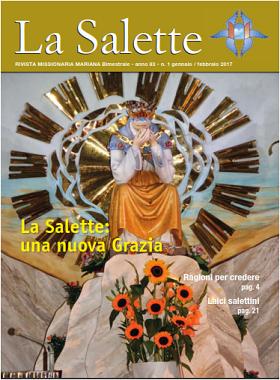 Rivista La Salette 01/2017