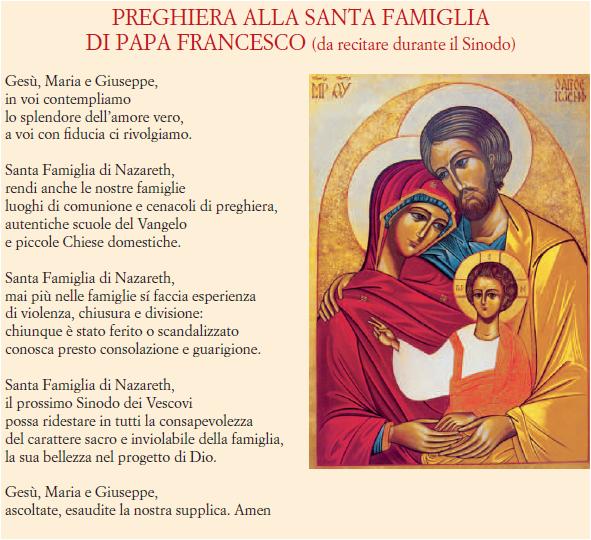 PreghieraPapaFrancesco